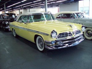This is just like Gram's 1955 Chrysler New Yorker Deluxe -- it was a BOMB!